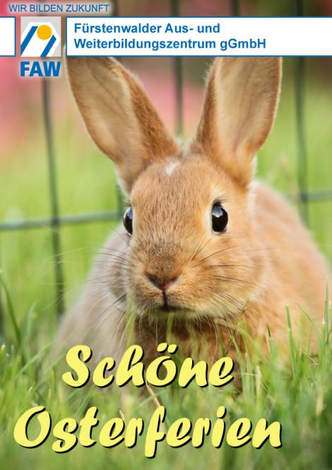 FAW_Schöne Osterferien